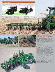 Liquid Application - Great Plains Manufacturing