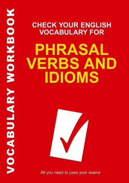 Phrasal Verb Pdf