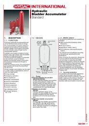 Universal Charging and Testing Unit FPU-1 - Hydac