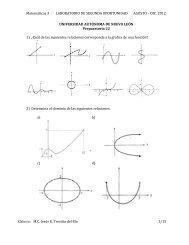 Matemáticas 3 LABORATORIO DE SEGUNDA ... - Preparatoria 22