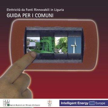 GUIDA PER I COMUNI - RES-e-Regions