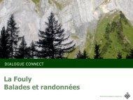 La Fouly Balades et randonnées - Dialogue Connect