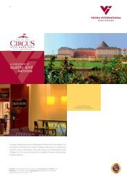 In a green setting and close to Disneyland® Paris and cultural areas ...