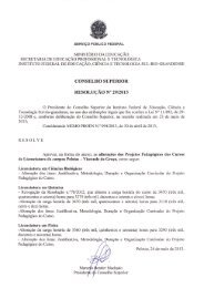 09_Res_29_2013_altera_PPC - Instituto Federal Sul-rio-grandense