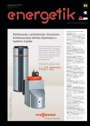 Kombinacija s prihodnostjo: Viessmann ... - Revija Energetik