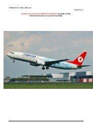 03 Aylık Faaliyet Raporu - Turkish Airlines
