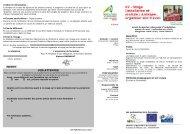 VOS ATTENTES - Chambres d'Agriculture de Rhône-Alpes