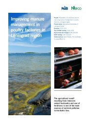project brief - Nordic Investment Bank