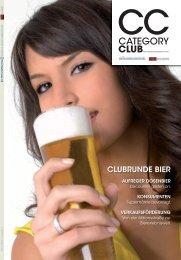 CLUBRUNDE BIER - Handelszeitung