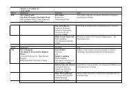 Session 1, November 25 12:30-14:00 Room Workshop Panellists ...