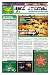 Coffeeclubs statt Coffeeshops? - Hanfjournal