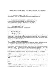 1. NOMBRE DEL MEDICAMENTO Aceclofenaco STADA 100 mg ...