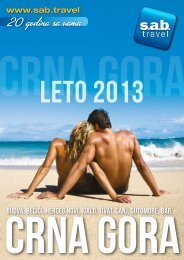 Crna Gora 2013