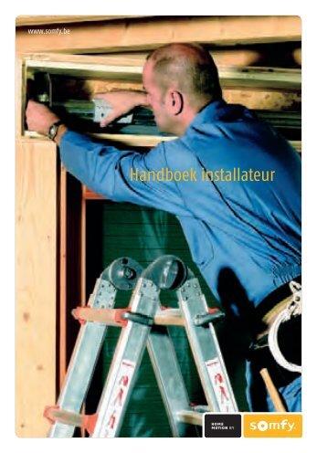 Handboek installateur - RENSON ® DAM