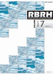 Conselho Editorial - Associação Brasileira de Recursos Hídricos