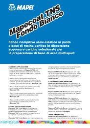 MAPECOAT TNS FONDO BIANCO - Crocispa.it
