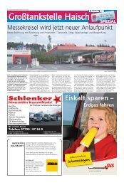Eiskalt sparen – Erdgas fahren - Haller Industriebau GmbH