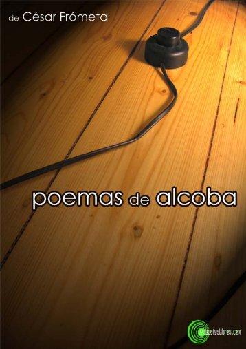 Poemas de alcoba - Publicatuslibros.com