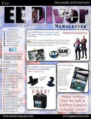 December Ediver - Extreme Exposure