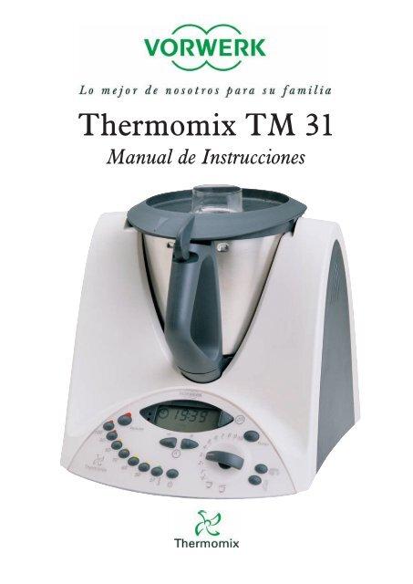 CESTILLO THERMOMIX TM31//TM5 Original VORWERK