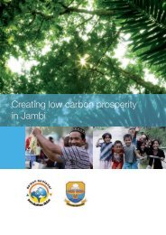 Creating low carbon prosperity in Jambi - Photo Index of Images ...