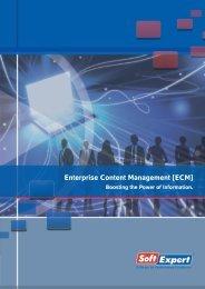 Enterprise Content Management [ECM] - SoftExpert Software