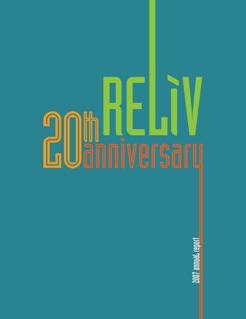 Entire Annual Report - Reliv