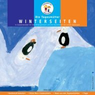 Winterseiten 2008 - Tagesmütter Steiermark