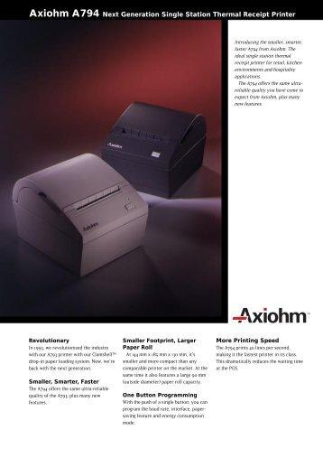 AXIOHM TELESTO DRIVER FOR MAC