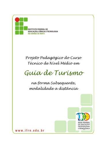 Guia de Turismo - EAD - Ifrn