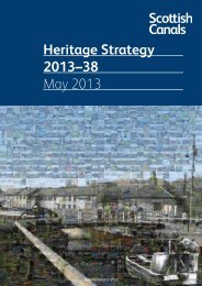 to download the PDF version of the strategy - Scottish Canals