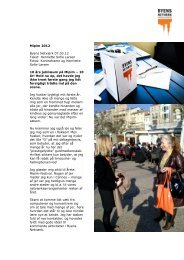 Mipim 2012 Byens Netværk 07.03.12 Tekst: Henriette Sofie Larsen ...