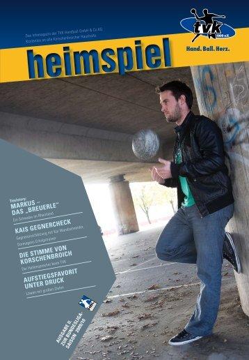 Markus - TV Korschenbroich Handball