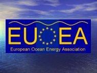 1. Alla Weinstein, European Ocean Energy Association