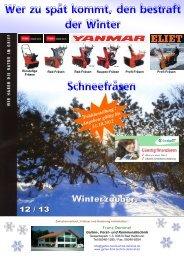Unsere Winteraktion herunterladen