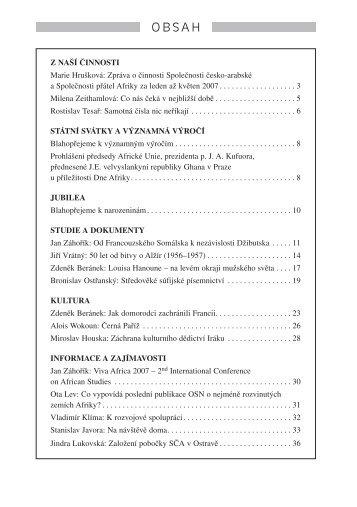 Číslo 2/2007 (formát Adobe PDF - 1.25 MB) - Společnost přátel ...
