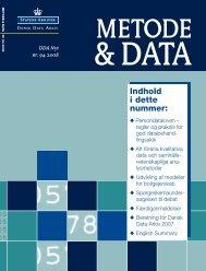 94 - DDA Samfund - Dansk Data Arkiv