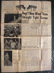 331st Infantry Regiment The TTF . Vol 2 No 8. July 22, 1945