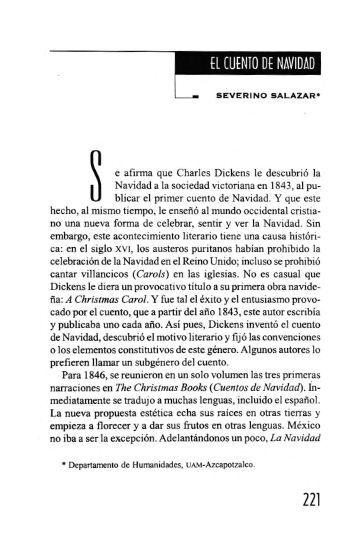 El cuento de Navidad / Severino Salazar - Si necesitas algún libro ...