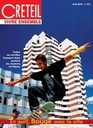Vivre Ensemble - Avril 2007 - Créteil