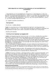Udkast til bekendtgørelse i pdf-format - Skatteministeriet