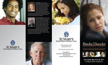 Bipolar Disorder - St. Mary's Medical Center
