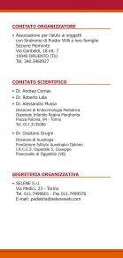 Programma - Istituto Superiore di Sanità - Page 2