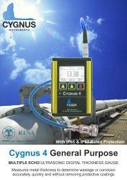 Cygnus 4 General Purpose - Cygnus Instruments