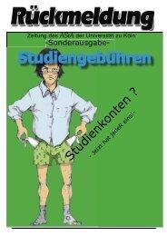 Studiengebühren - LAT NRW