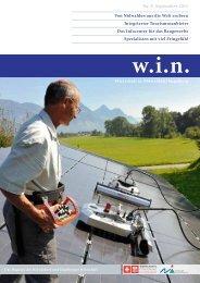 Ausgabe Nr. 9 herunterladen - win - Wirtschaft in Nidwalden und ...