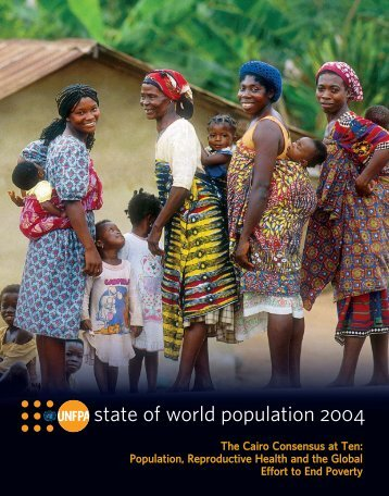 state of world population 2004 - UNFPA