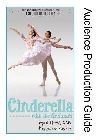 Cinderella - Pittsburgh Ballet Theatre