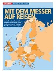 rev_42-47 Messer in Europa.qxd - Haller Stahlwaren GmbH