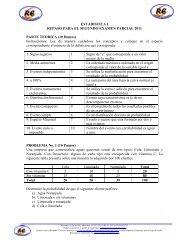 ESTADISTICA Repaso II parcial - Rescate Estudiantil